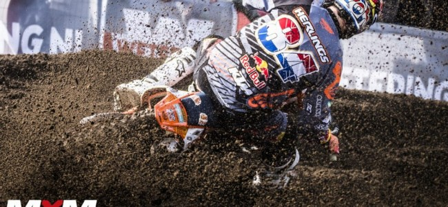 Herlings en Bogers DMofMX winnaars in Harfsen!