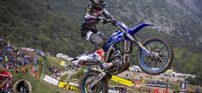 KEMEA Yamaha Official MX2 Race Report, GP5 Pietramurata, Italië