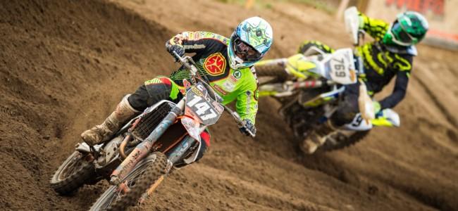 EMX250: Sihvonen houdt Fernandez van overwinning!
