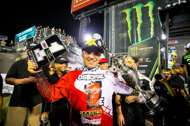 Supercross Preview Show: The Rookies