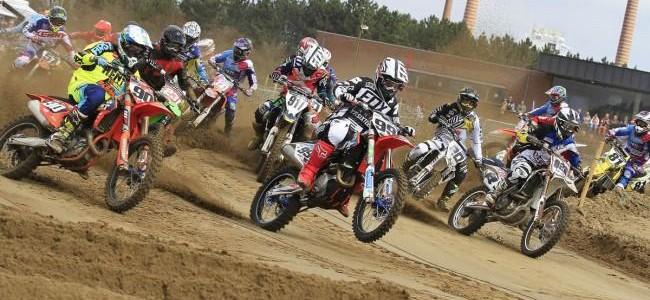 Extra wedstrijd voor MX1 rijders in Lommel!