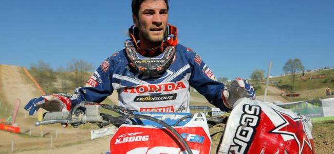 24MX Tour: Boog kampioen, Graulus 2de in Pernes-Les-Fontaines