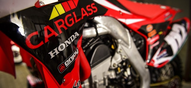 Tweede piloot bij Carglass Honda bekend
