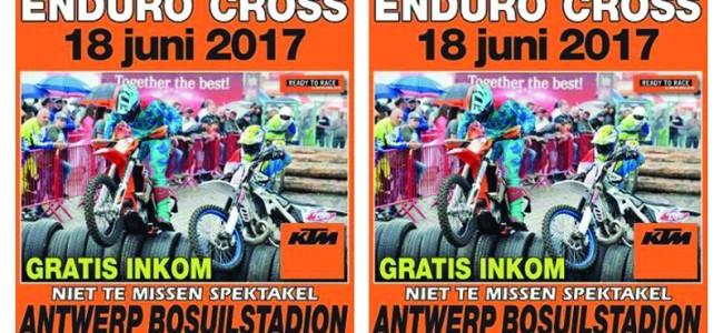 Snel! Laatste plaatsjes voor Antwerp Endurocross