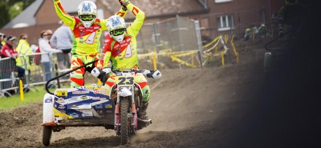 FOTO: BK Sidecar + Motocross Hasselt