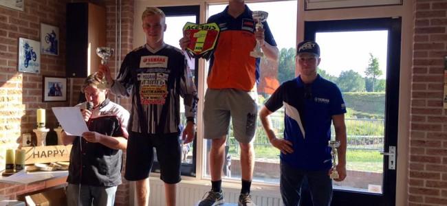 Dietger Damiaens & Jago Geerts winnen in Axel!