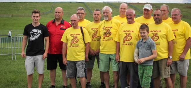 Aftellen naar Kampioenschap van Vlaanderen in Gooik!