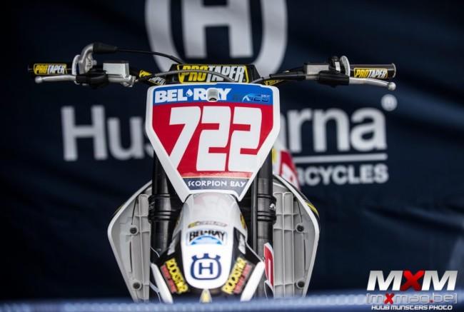 Mikkel Haarup Dutch Masters of MX 125cc kampioen!