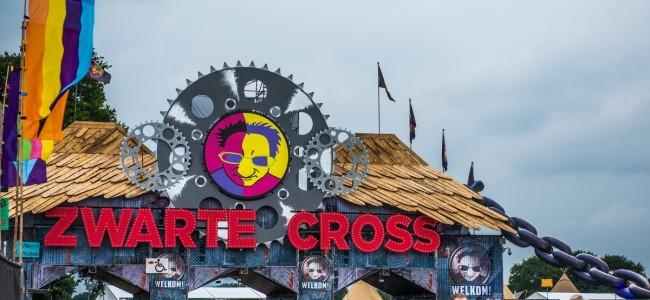 Update van tijdschema voor de Zwarte Cross!