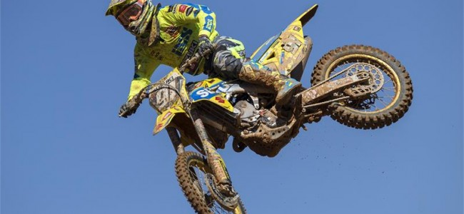 Jeremy Seewer pakt ook MX2 winst in Portugal
