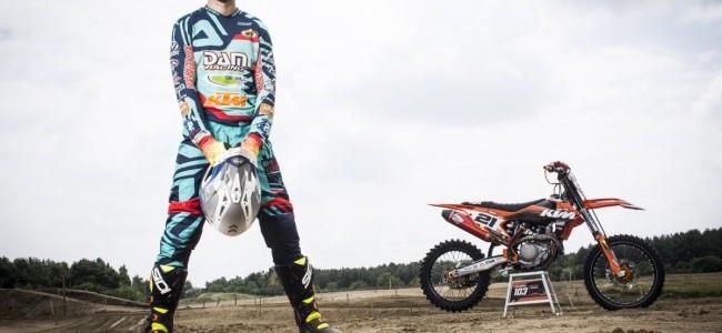 Kenny Vandueren wint BMB Lommel