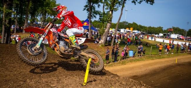 Video: Blake Baggett cool under pressure