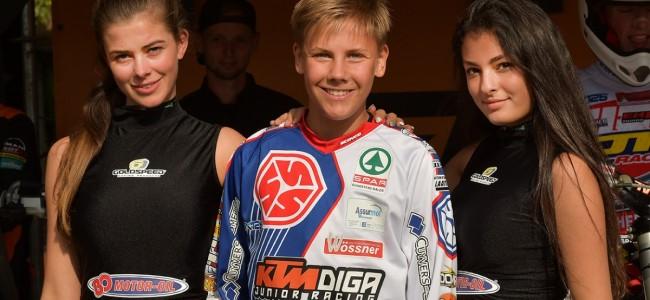 Geslaagd weekend voor KTM Diga Junior Racing!