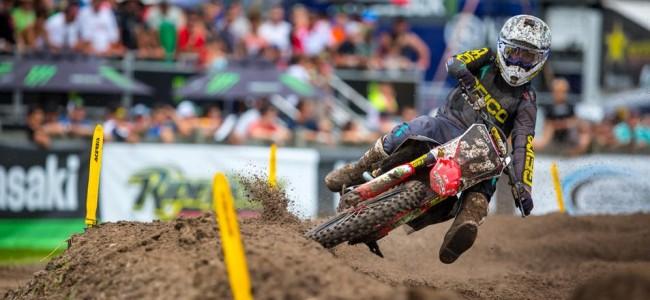 RJ Hampshine wint MX2 Grand  Prix of USA