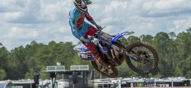 KEMEA Yamaha Race Report – Jacksonville (USA)