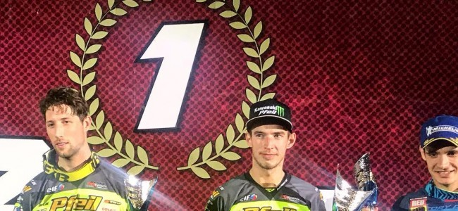 Jens Getteman tweede in SX Malaga!
