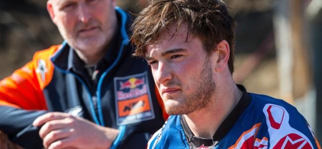 Jeffrey Herlings mist vier GP's