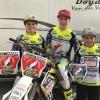 Husqvarna MX Rookie Team blikt terug op succesvol 2017