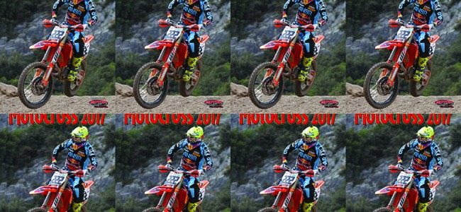 """Eindejaarscadeau? Koop Motorgazet Jaarboek """"Motocross 2017""""!"""