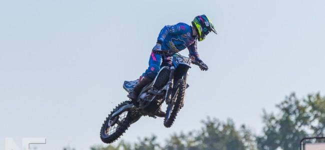 EMX: Sander Agard-Michelsen maakt overstap naar Yamaha.