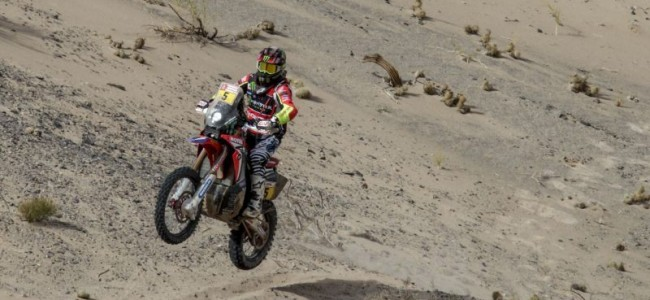 Dakar: Joan Barreda-Bort verlaat geblesseerd de rally.