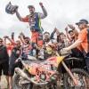 Dakar: Kijk terug hoe Walkner de Dakar Rally won.