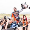 Dakar: Matthias Walkner brengt KTM de volgende zege.