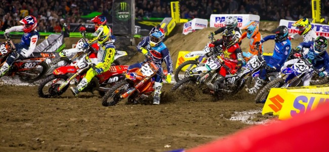 VIDEO: Bekijk de 250SX highlights van Houston!