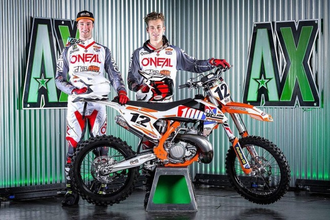 Mike Kras start morgen in sterke bezette Arenacross!