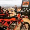 Video: Kevin Strijbos terug op KTM