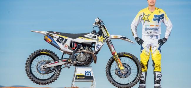 Gautier Paulin naar Wilvo Yamaha MXGP!