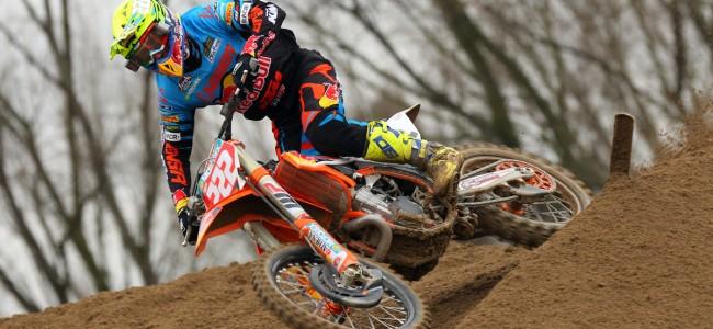 FIM: Antonio Cairoli verlengt zijn KTM-contract!