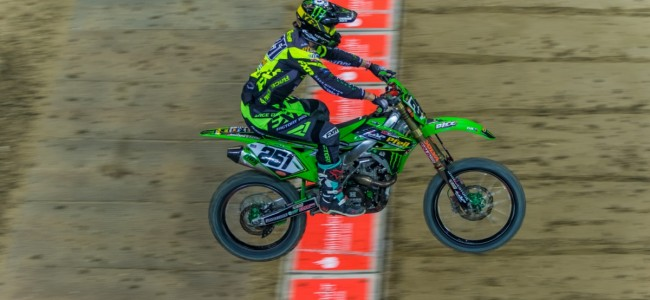 SX: Ramette wint in Herning, Getteman negende!