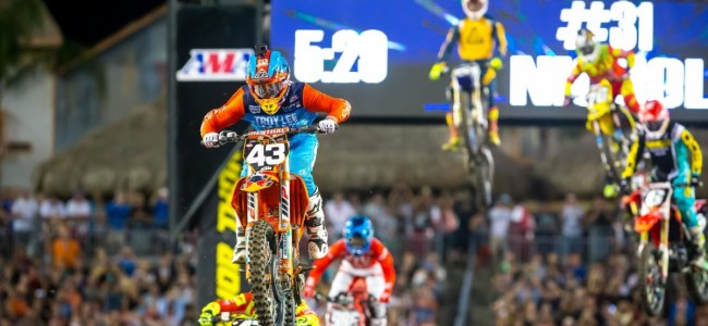 VIDEO: Tampa Supercross 250SX Highlights