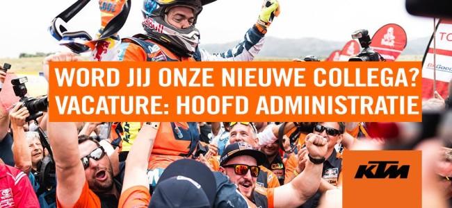 Vacature: Aan de slag bij KTM Nederland?