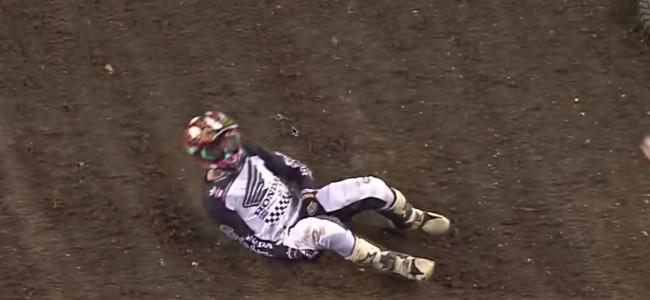 VIDEO: On board bij Cole Seely tijdens de crash!