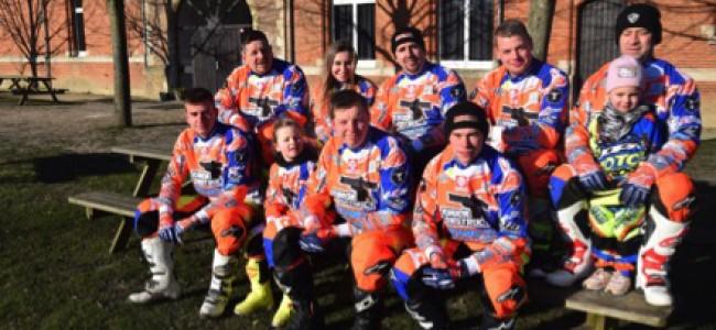 Voorstelling: MX Team Klein-Brabant!