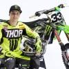 "Kawasaki MXGP rookie Julien Lieber: ""Ik heb tijd"""