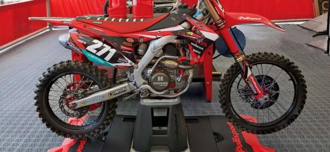 Polisport stelt nieuwe motorstandaard voor
