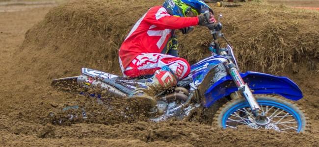 MX2: Sander Agard-Michelsen vervangt Anton Gole.
