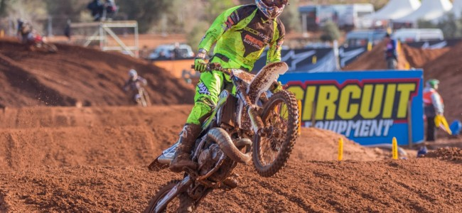 Video Highlights – EMX300 in Redsand!