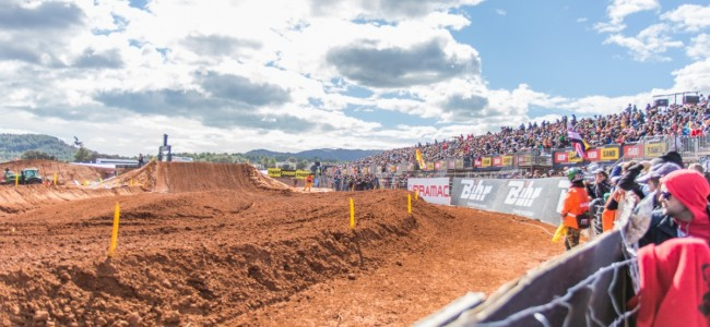 Video Highlights – EMX250 in Redsand.