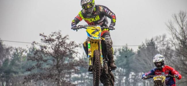 Damon Graulus wint MCLB-debuut in Oosteeklo