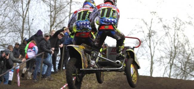 IJzingwekkend spannende ONK Sidecars te Lochem verwacht met de hele wereldtop aan de start!