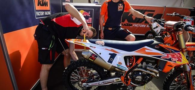 MX2: Pauls Jonass eenvoudig naar de Argentijnse pole.