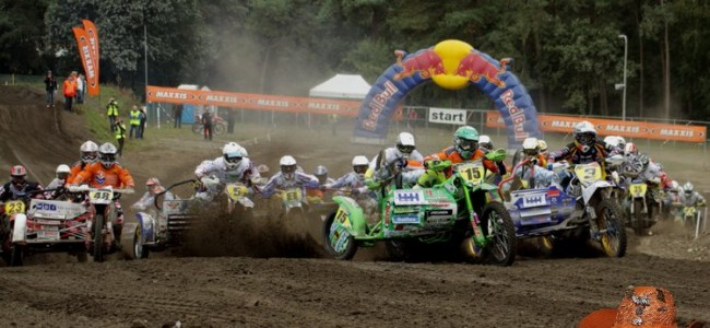 Terugblik op de GP Sidecars Oss: 2012