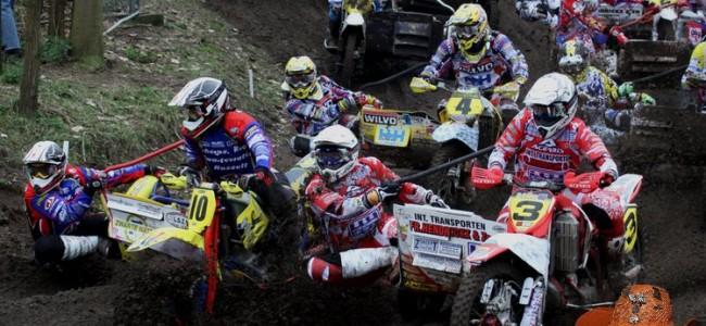 Terugblik op de GP Sidecars Oss: 2011