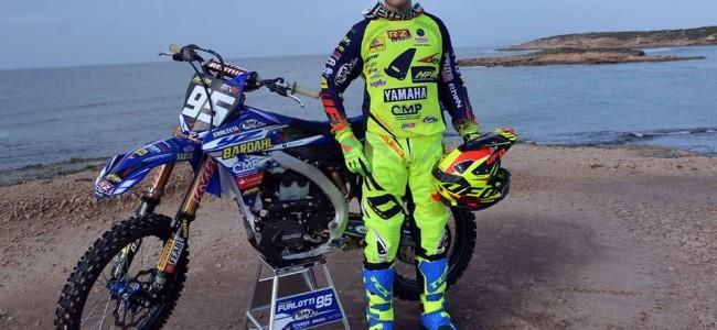 MX2: Simone Furlotti eindelijk achter het starthek!