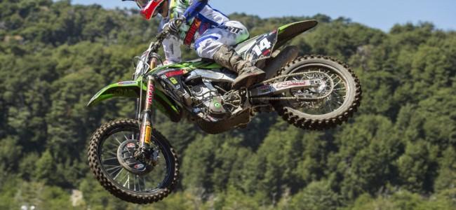MX2: Prado weer op de pole, geen succes Laaglanders.