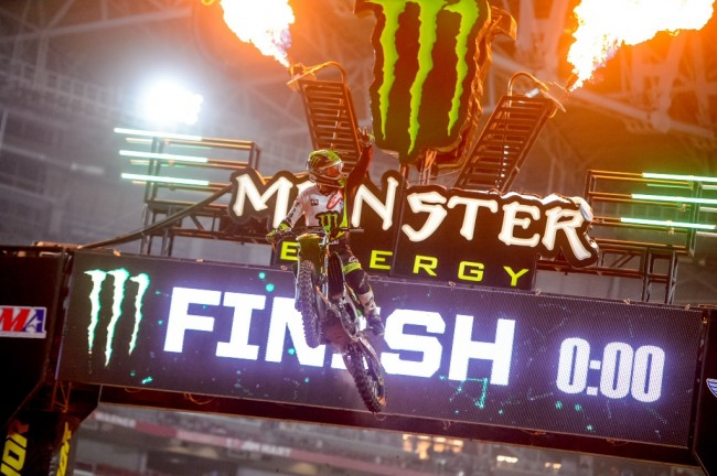 Entry List 2019 Monster Energy Cup!